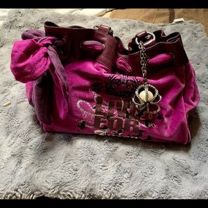 JuicyCouture Satchel Bag